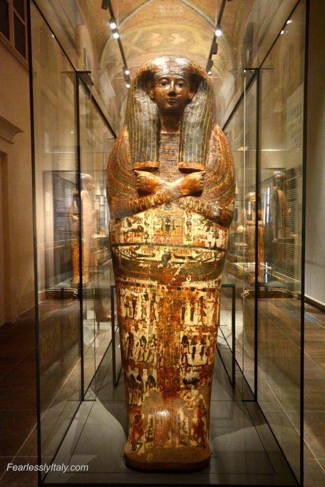 Изображение: Египетский музей в Турине
