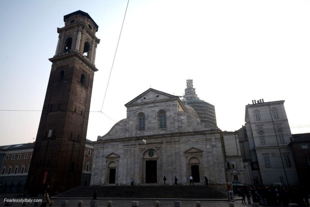 Изображение: Дуомо ди Сан-Джованни в Турине